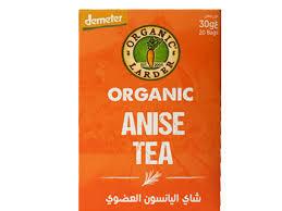 Organic Larder Tea Anise 30g