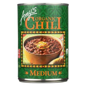 Amys Medium Chili 416g