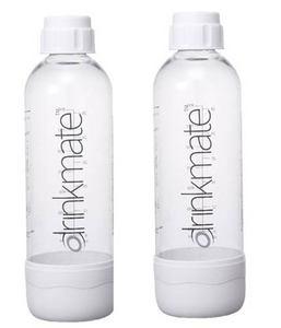 Drink Mate Bottle White 1000ml