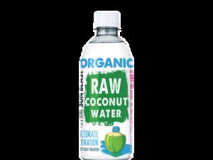 Organic Larder Raw Coconut Water 12x250ml