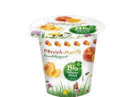 Bio Wiesenmilch Apricot Rosemary Fruit Yogurt 150g