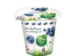 Bio Wiesenmilch Blueberry Fruit Yogurt 150g