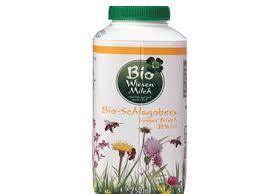 Bio Wiesenmilch Whipped Cream 250ml