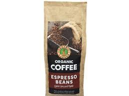 Organic Larder Coffee Espresso  Beans 1kg