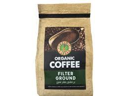Organic Larder Coffee Filter Ground 250g