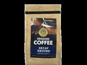Organic Larder Coffee Decaf Ground 250g