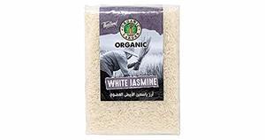 Organic Larder Jasmine White Rice 1kg