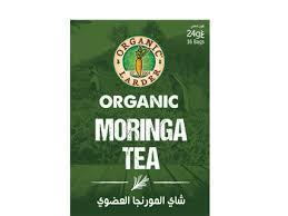 Organic Larder Moringa Tea 24g