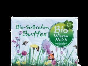Bio Wiesenmilch Sweet Cream Butter 250g
