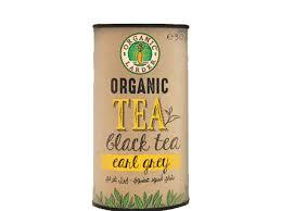 Organic Larder Tea Black & Earl Grey 30g
