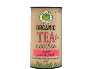 Organic Larder Tea Rooibos With Yoghurt + Passionfruit 30g