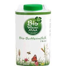Bio Wiesenmilch Buttermilk 500ml