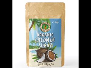 Organic Larder Sugar Coconut 454g