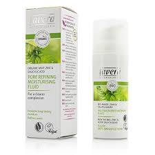 Lavera Pore Refining Moisturising Fluid Mint 50ml