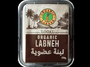 Organic Larder Local Labneh 250g