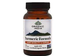 Organic India Tumeric Formula 90caps