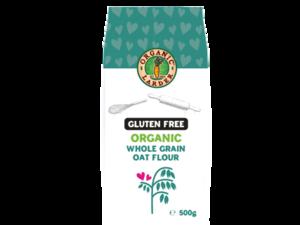 Organic Larder Flour Oat 500g