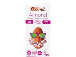 Ecomil Almond Milk Sugar Free Protein 1L