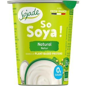 Sojade Natural Yogurt 125g
