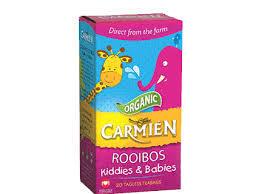 Carmien Rooibos Kiddies And Babies 20bags
