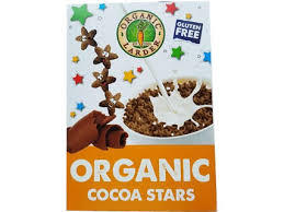 Organic Larder Chocolate Stars 300g