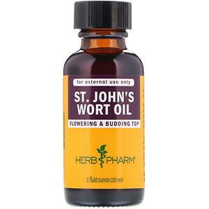 Herb Pharm St. Johns Wort Oil 30ml