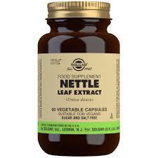 Solgar Stinging Nettle Leaf Extract 60caps