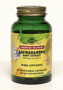 Solgar Ashwagandha Root Extract 60caps