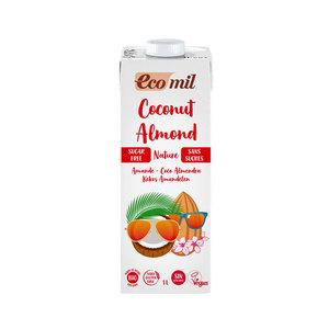 Ecomil Coconut Almond Milk Nature 1L
