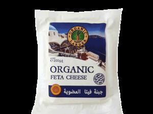 Organic Larder Feta Cheese 200g