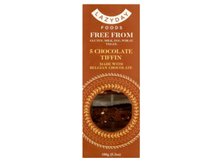 Lazy Day Free From Belgian Chocolate Tiffin 150g