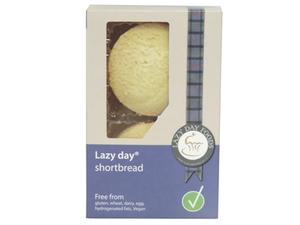 Lazy Day Shortbread 150g