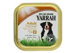 Yarrah Adult Dog Food Chicken Chunks 150g