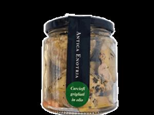 Antica Enotria Grilled Artichokes In Extra Virgin Olive Oil 250g