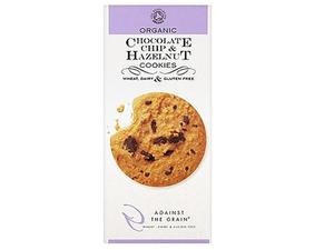 Against The Grain Chocolate Chip & Hazelnut Biscuit 150g