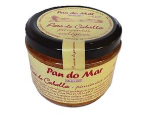 Pan Do Mar Mackerel Pate With Paprika 125g