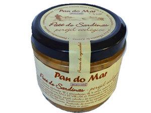 Pan Do Mar Sardine Pate With Parsley 125g