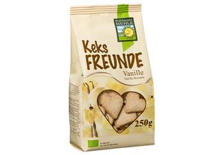Bohlsener Muhle Keks Freunde Vanilla Biscuits 250g