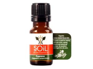 Soil Rganic Cypress Oil 10ml