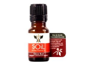 Soil Organic Clove Bud Oil 10ml
