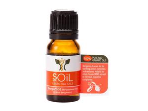 Soil Organic Bergamont Essential Oil 10ml