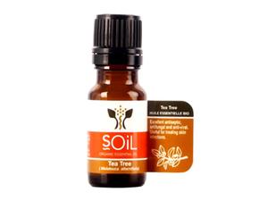 Soil Organic Tea Tree Oil 10ml