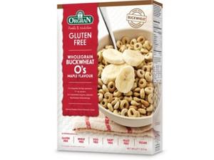 Orgran Wholegrain Buckwheat Os Maple Flavoured 300g