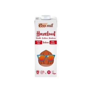 Ecomil Hazelnut Drink Nature Sugar Free 1L
