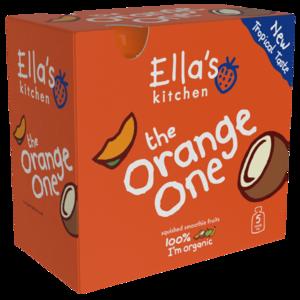 Ellas Kitchen The Orange One 5x90g