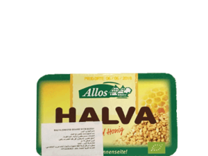 Allos Halva Ground Sesame With Honey 75g