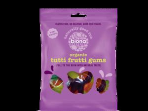 Biona Tutti Frutti Gums 75g