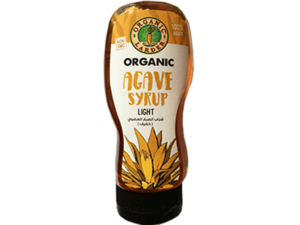 Organic Larder Agave Syrup 500ml