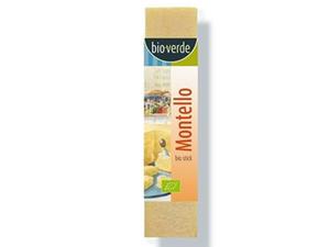 Bio Verde Montello Hard Cheese 125g