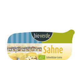 Bio Verde Sahne Cream Cheese Spread 175g
